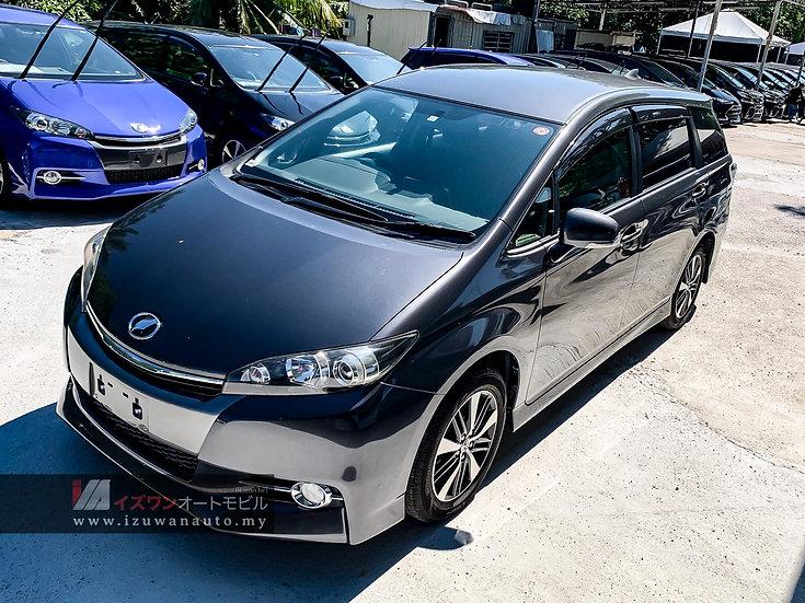 2014 Toyota Wish 1.8S