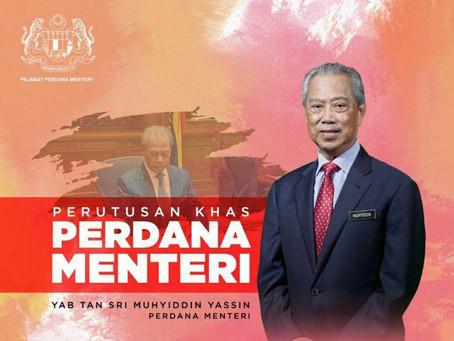 Pakej rangsangan 'No one will left behind'