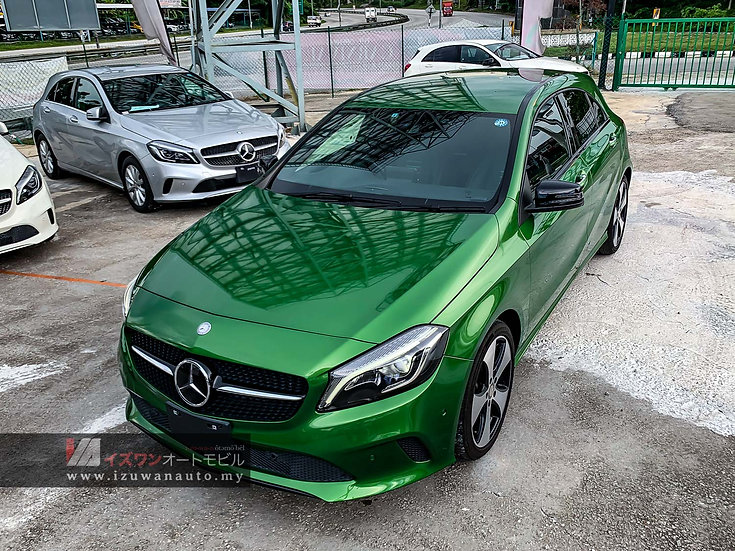2016 Mercedes Benz A180 Limited Edition