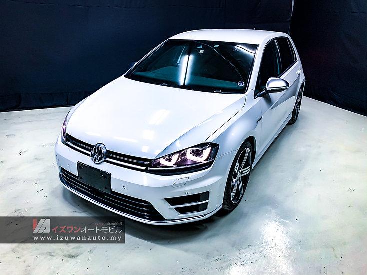 2015 Volkswagen Golf R 2.0T MK7