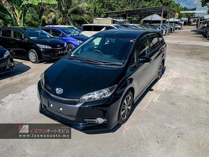 2015 Toyota Wish 1.8S