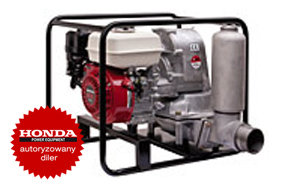 Motopompa z silnikiem Honda SMD80HX