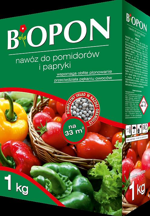BIOPON do pomidorów i papryki