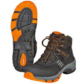 Sznurowane obuwie ochronne WORKER S3