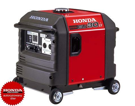 Agregat Honda EU30iS (3,0kW 61,2kg 91dB(A))