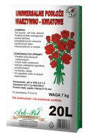 Uniwersalne podłoże warzywno-kwiatowe 20l