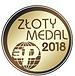 złoty medal GARDENIA 1