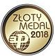 złoty medal GARDENIA 3