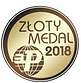 złoty medal GARDENIA 2