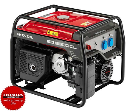 Agregat Honda EG5500CL (5,5kW 82,5 kg 97dB(A))