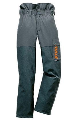 Spodnie ADVANCE antracyt/pomarańczowy