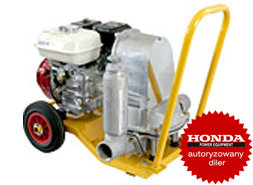 Motopompa z silnikiem Honda SMD50HXW