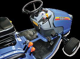 Traktor Iseki TXG 237