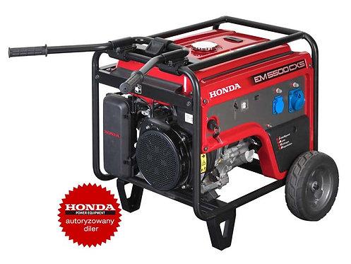 Agregat Honda EM5500CXS-AUTO jednofazowy 5,5kW