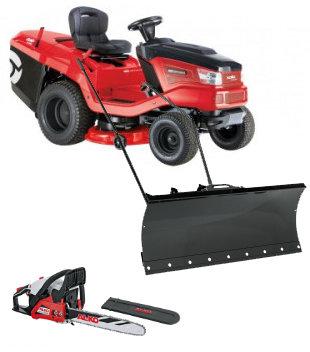 Traktor ogrodowy AL-KO T 20-105.7 HD V2 ZESTAW PROMOCYJNY