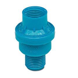 Zawór ciśnieniowy, niebieski