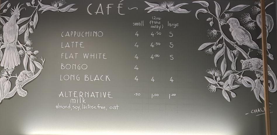 Chocolate Cafe
