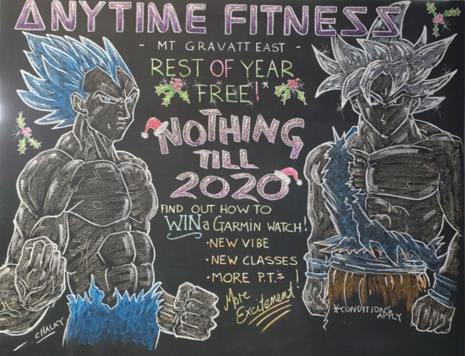 Anytime Fitness Mount Gravatt East