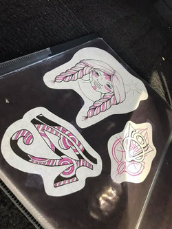 I have all of these custom tattoos avail