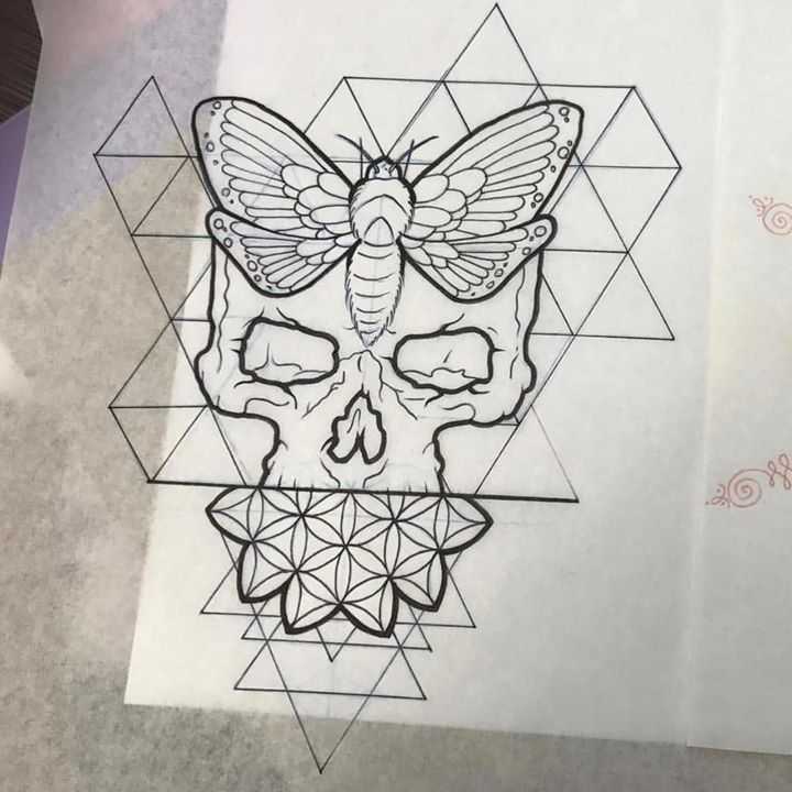 Custom tattoo up for grabs!