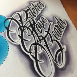 Custom tattoo up for grabs!