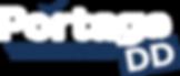 PortageDD_Logo_White_navy.png