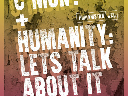 Humanity: Lets Talk About It
