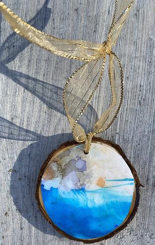 Dreamscape ornament