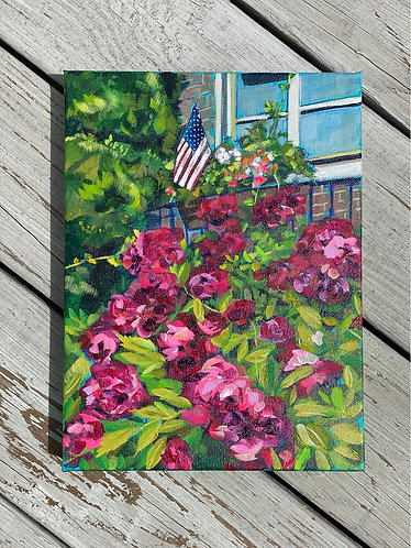 Camden Maine florals