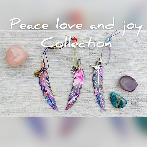 Peace love and joy collection
