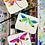 Thumbnail: Gift tags dragonflies