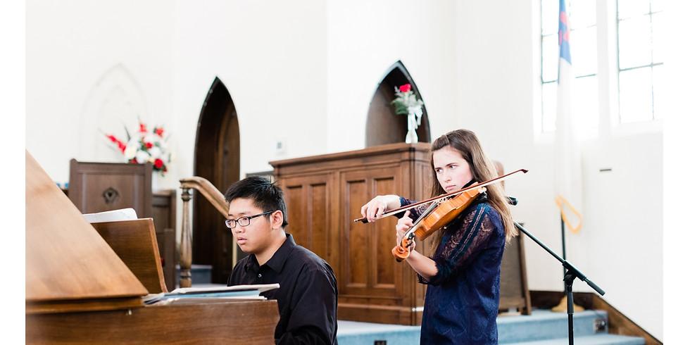 Kevin & Heidi Chang Perform At Crossroads