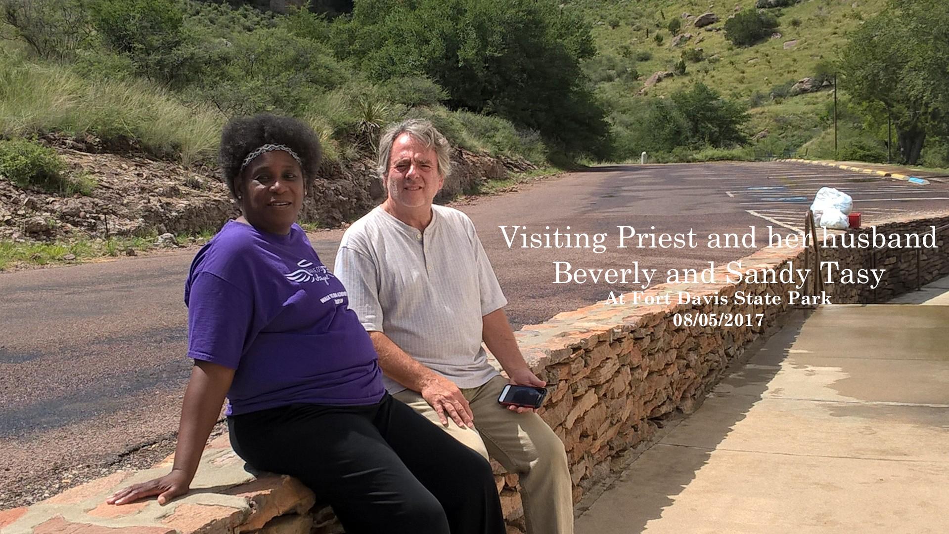 Visiting Priest