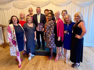 Karen Tracey's contributes to the All Party Parliamentary Group for Women in Enterprise report