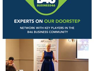 September 2015: B46 Leadership presentation by Karen Tracey