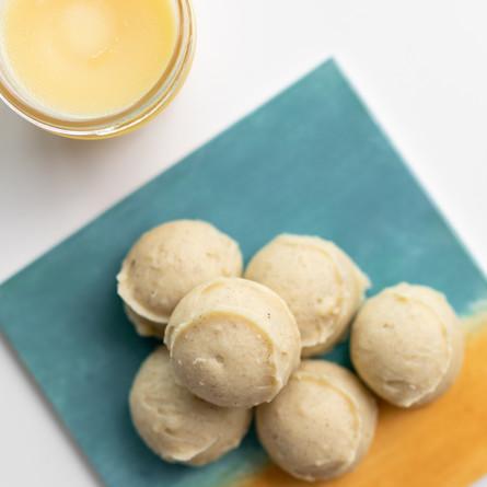 Creamy Cardamom Fat Bomb