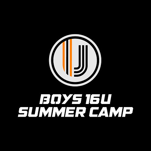 Summer Camp Boys Ages 16u (Monday, July 26, 3pm -4pm)