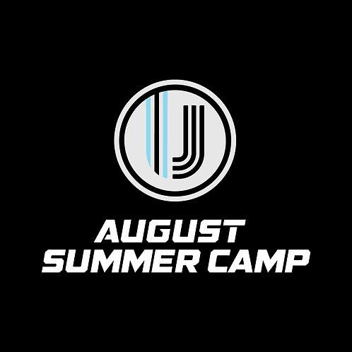 Week 2 Summer Camp August (August 9 - August 12)