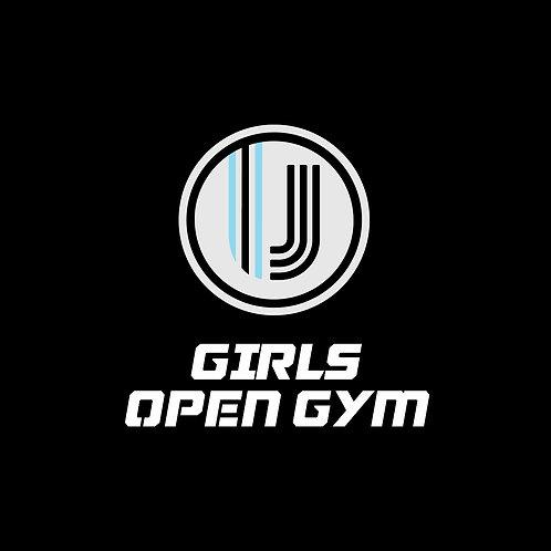 Girls 15/16 Open Gym (July 12 - July 21)