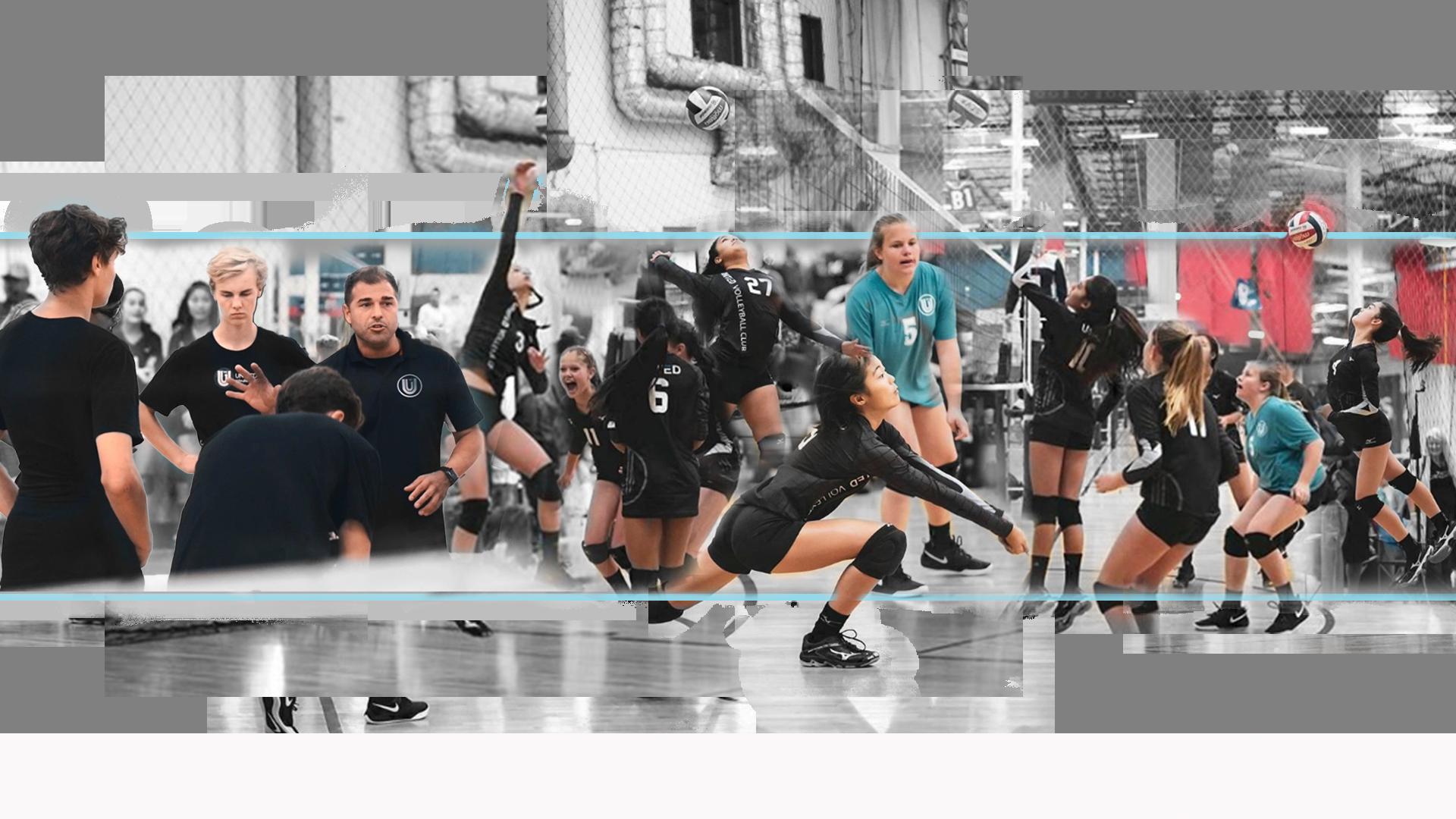 Enjoy Beach Volleyball Clubs