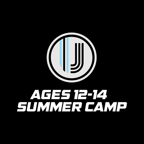 Summer Camp Girls Ages 12-14 (Thursday, July 22, 2pm -3pm)