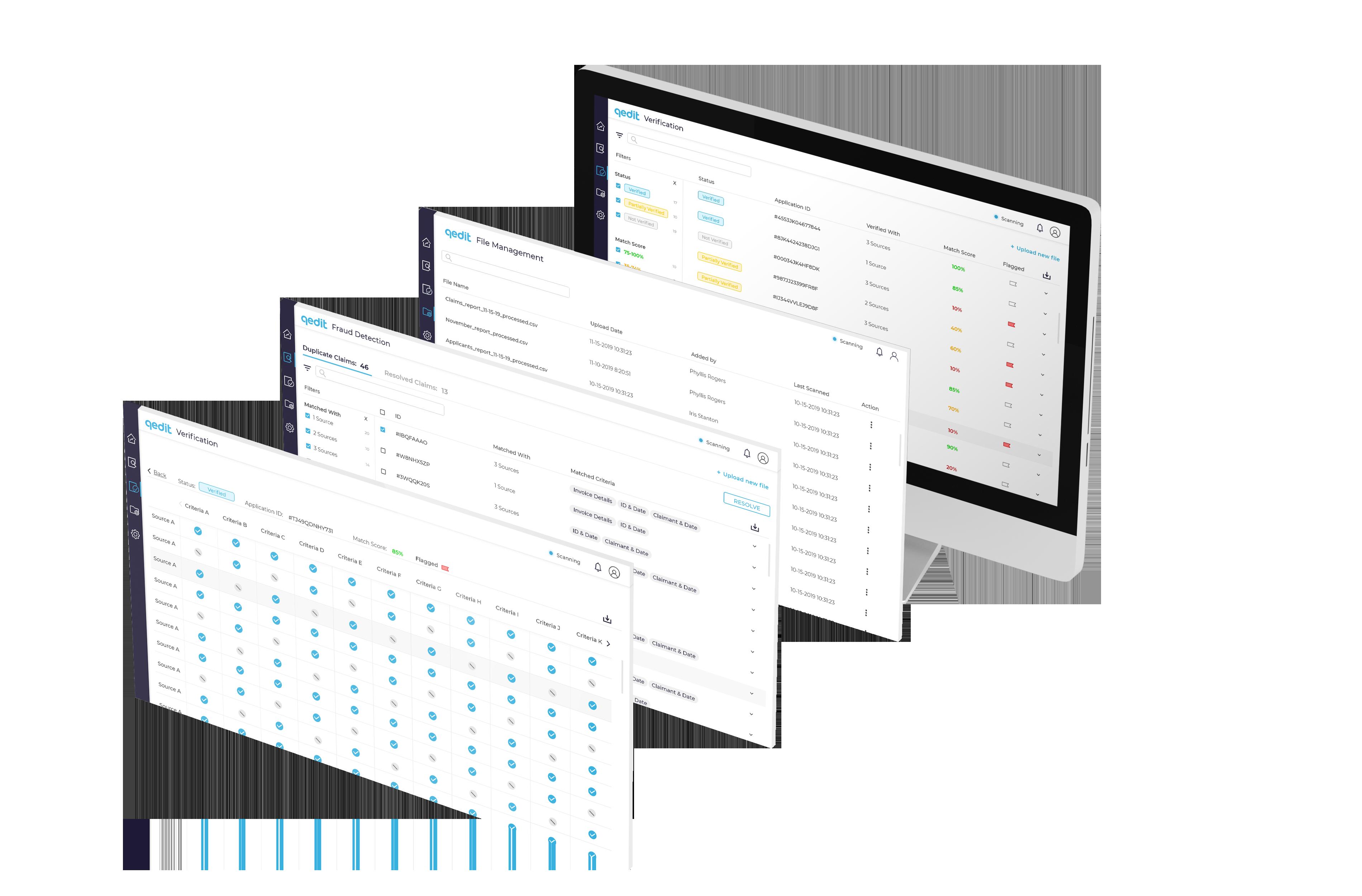 Privacy-Enhance Verfication Solution