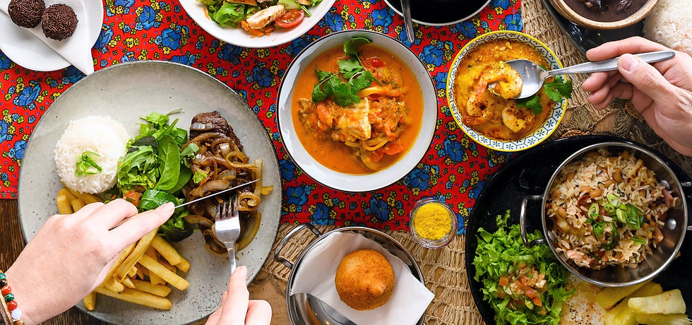 Restaurant Brazilian food; Brazilian cafe; comida Brasileira em Auckland