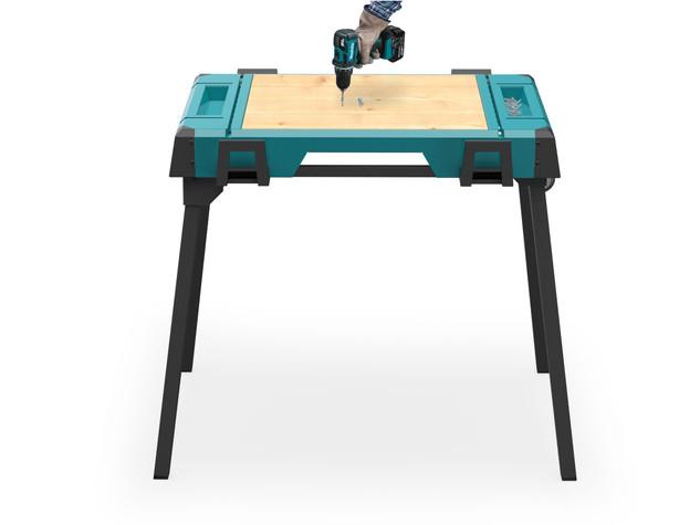 MAK028_Demo Station_Drill into Table_edi