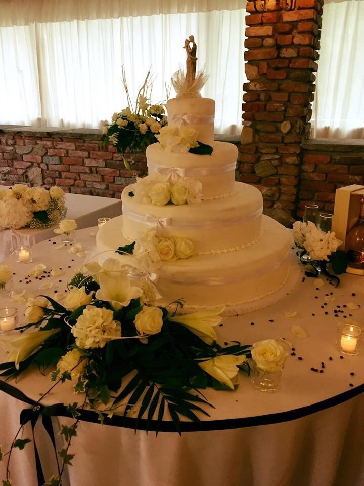decorazione wedding cake event by Ba