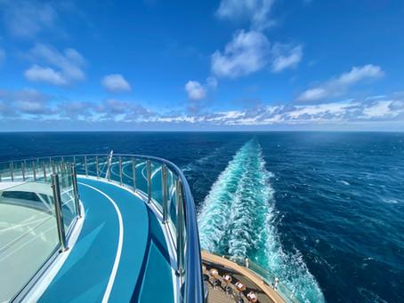 """Die erste Kreuzfahrt nach dem Lockdown! An Bord der Mein Schiff 2 auf der """"Blauen Reise 1""""!"""