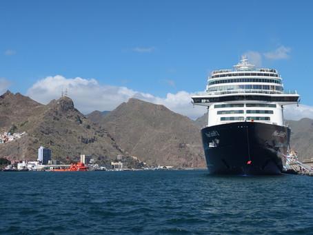 Von Gran Canaria nach Mallorca mit der neuen Mein Schiff 2