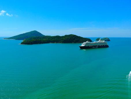 Südostasien mit der Mein Schiff 3 über Weihnachten und Silvester