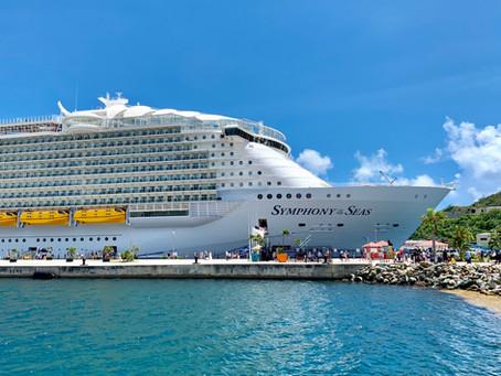 Karibikkreuzfahrt auf dem größten Kreuzfahrtschiff der Welt - die Symphony of the Seas