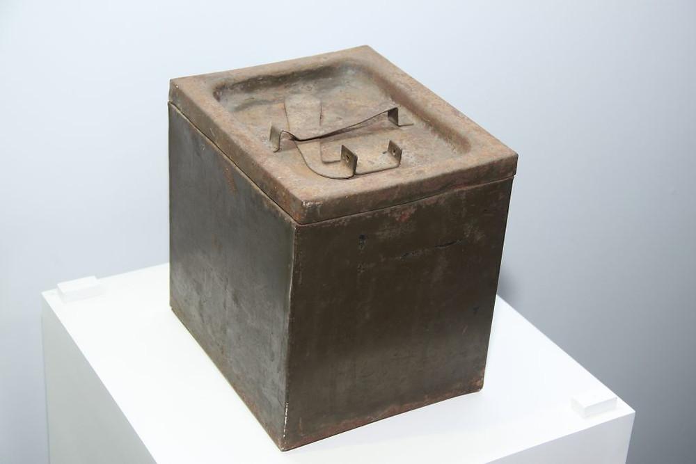Image of a Ballot Box